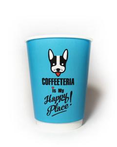производство бумажных стаканов с логотипом