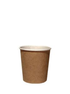 стаканчик  крафт-бумага 100 мл