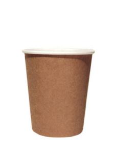 стаканчик  крафт-бумага 250 мл