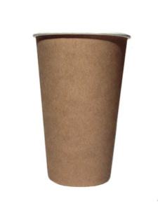 стаканчик  крафт-бумага 330 мл
