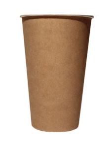 стаканчик  крафт-бумага 500 мл