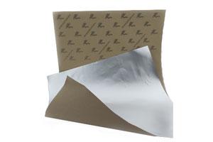 пищевая фольгированная бумага