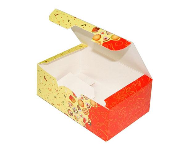 упаковка коробка для наггенсов