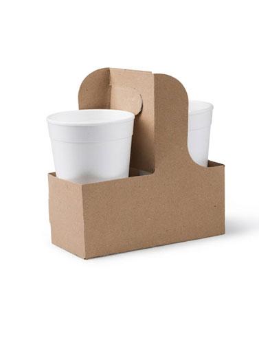 переноска для бумажных стаканчиков