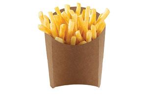 упаковка для картофель фри
